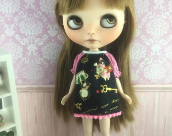 Blythe Smock Dress - Sanrio Sentimental Circus