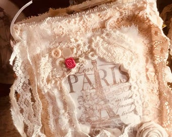 Paris Junk journal