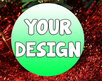 Design Your Own 2.25 in Pin