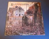 Black Sabbath Vinyl Record LP WS 1871 Green Label Warner Bros. Records 1970  1st Press