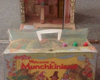 Wizard of Oz Munchkinland house mego