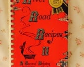 Vintage Cookbook River Road Recipes II A Second Helping by The Junior League of Baton Rouge, Inc. Louisiana