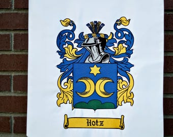 Coat of Arms banner