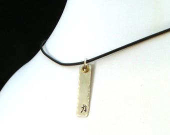 SALE CIJ2017 Strength Chinese Kanji Symbol Necklace for Men and Women