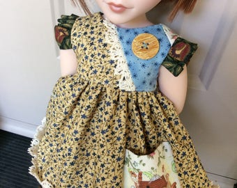 "Noah's Ark, 16"" doll clothes fit A Girl for All Time"