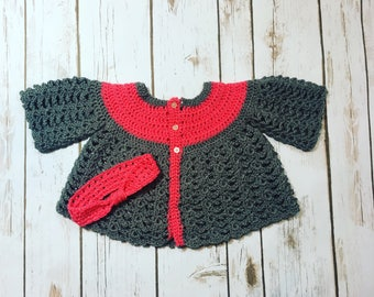 The Calliegh Sweater and Headband Set
