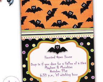 Halloween Birthday Party Invitations, Halloween Costume Party Invites, Halloween Kids Party Invitation, Halloween Invitation Kids, Printable