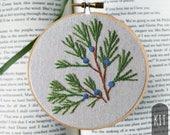 Hand Embroidery Kit | Juniper Botanical