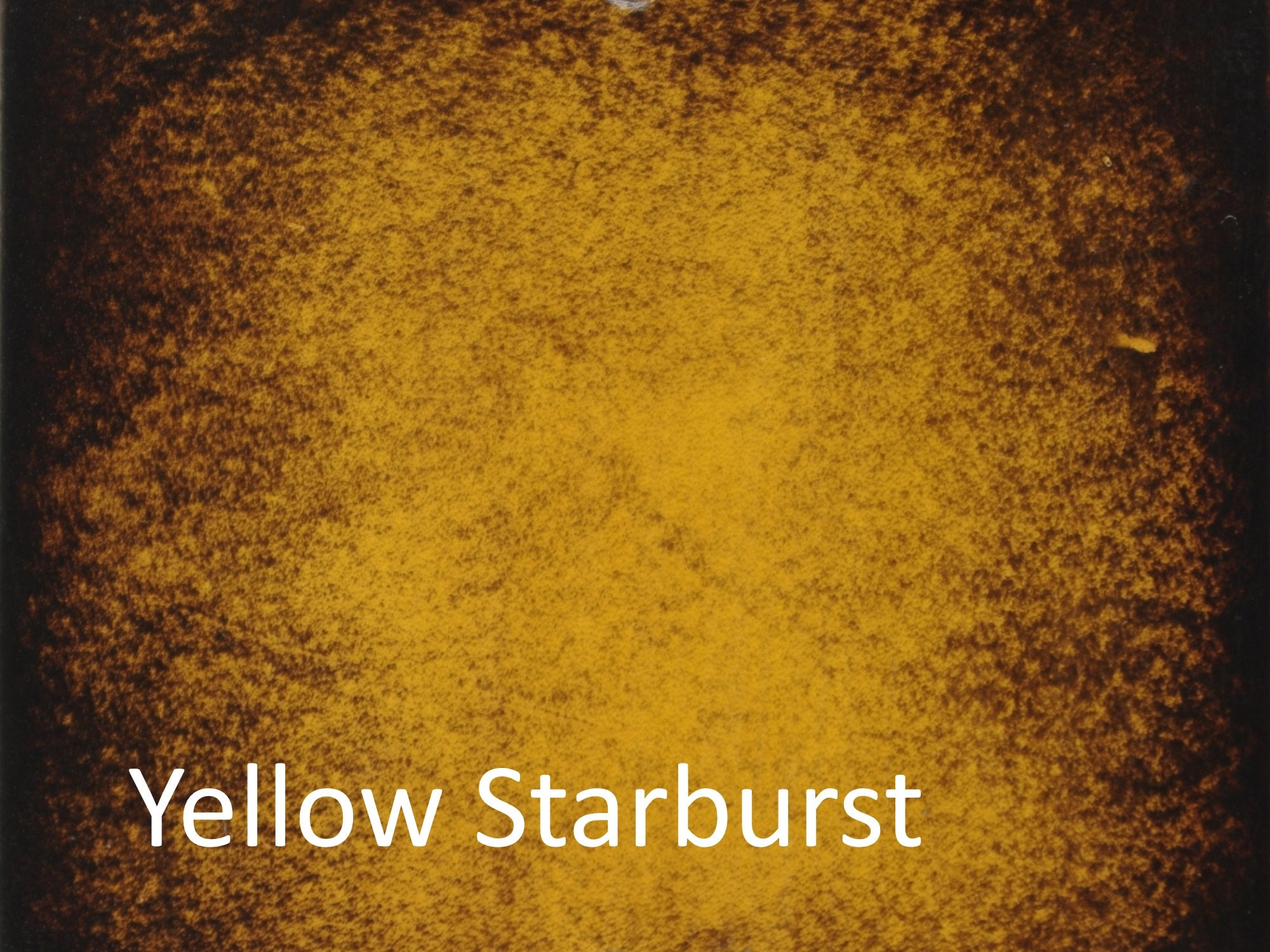 Yellow Starburst