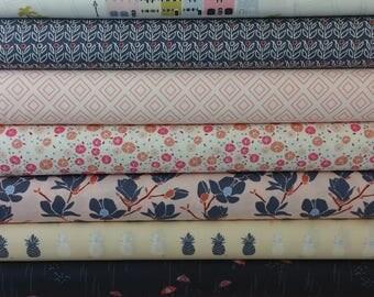 Charleston Sunset Harbor Bundle from Art Gallery by Amy Sinibaldi (8 Fabrics)