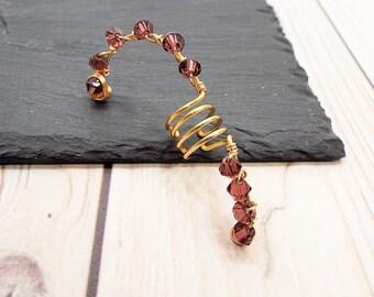 Ear Cuffs and Ear Wraps - Ear Cuffs Jewelry - Ear Wraps - Trending Jewelry - Ear Cuff No Piercing - Conch Earring - No Pierced Earrings
