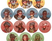FALLOUT 4 Buttons!