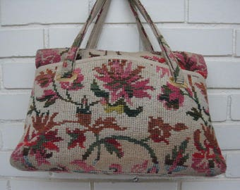 60's Tapestry Purse