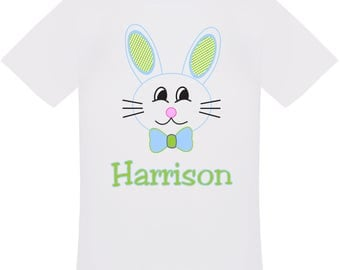 Personalized Easter Bunny T-Shirt