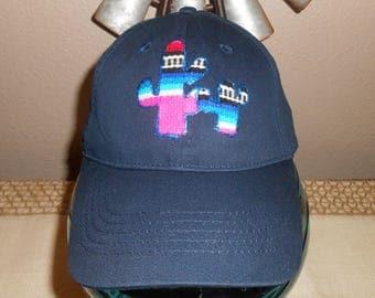 NEW ITEM - Serape Cactus Ladies Baseball Cap