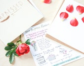 Flower Press DIY Kit - Handmade Wooden Flower Press