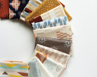 Arizona After Fat Quarter Bundle by April Rhodes for Art Gallery Fabrics, COMPLETE