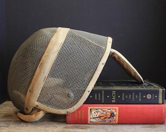 Vintage Costello Fencing Mask // Fencing Helmet // Game Room // Man Cave