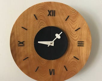 george nelson associates designed wall clock for howard miller