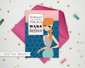 Make Believe - Birthday