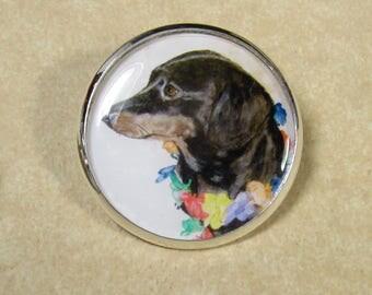 Dachshund Pin, Dachshund Brooch, Dachshund Lapel Pin, Dachshund Jewelry, Wiener Dog Pin, Wiener Dog Brooch, Dachshund Gifts