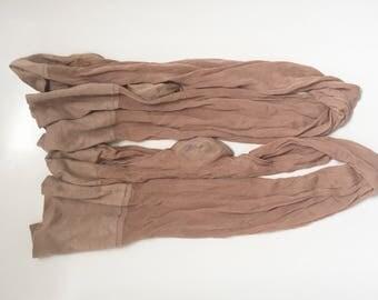 1930s stockings