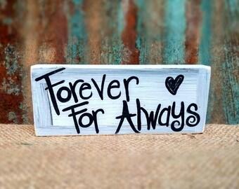 Forever For Always Block