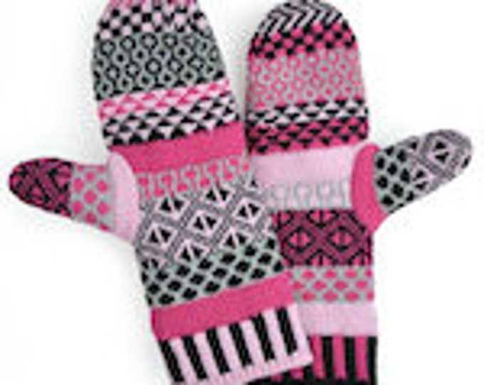 Solmate Accessories - Venus Fleece Lined Mittens Limited - Available to order through midnight November 27th!