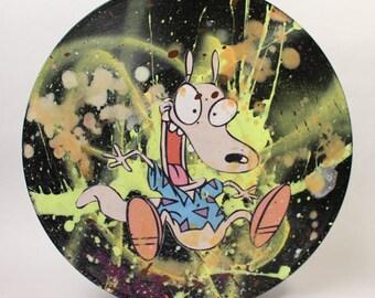 Raccos Modern Life Fan Art!