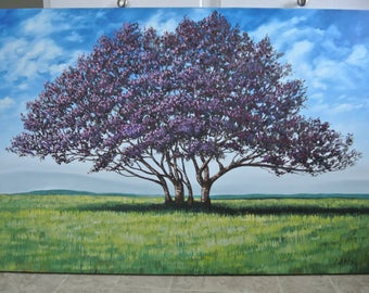 Tree Of Life Painting Etsy
