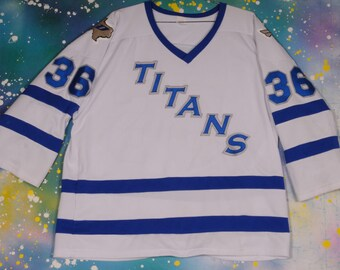 Tennesee TITANS #36 Perani's Hockey Shop  Sports Jersey Size XXL
