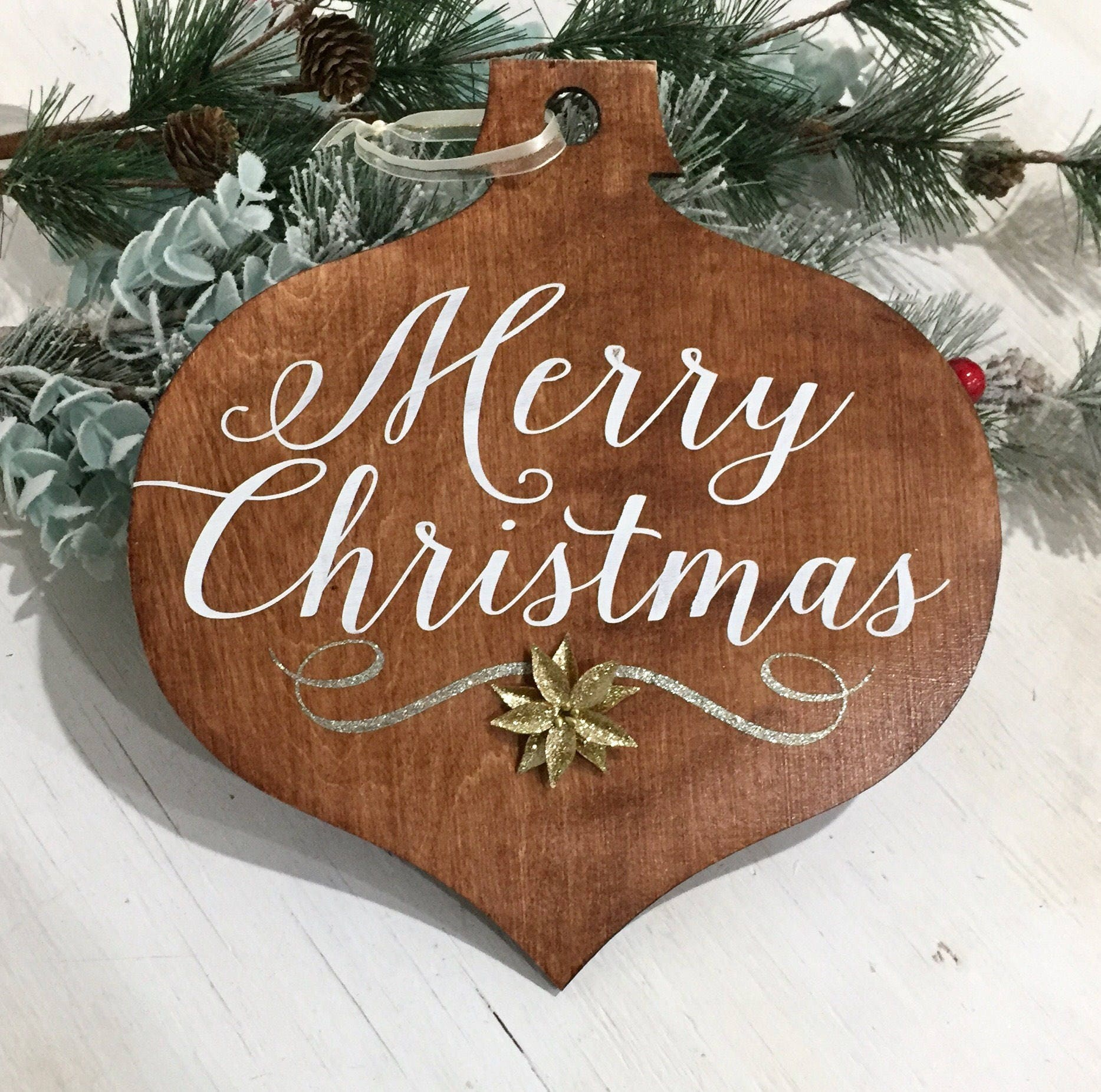 Christmas wooden christmas memories hanging sign sold out - Christmas Door Hanger Merry Christmas Wood Wall Decor Holiday Home Decorations Christmas Gift Merry Christmas Sign