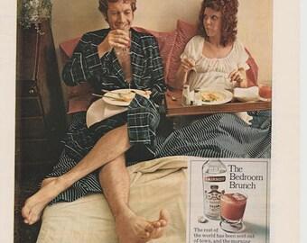Vintage Smirnoff Vodka Ad 1970s