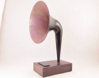Bluetooth Speaker, Magnavox Speaker, Wireless Speaker, iPhone Speaker, iPhone Amplifier, iPhone Amp, iPhone Dock, iPone Stand, Speaker