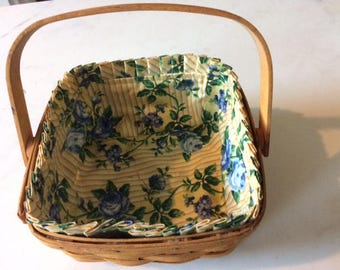 Longaberger basket vintage