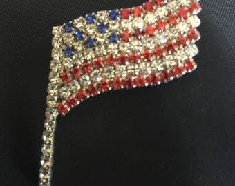 Beautiful Flag Pin