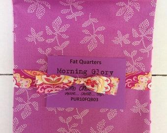 Morning Glory Fat Quarter Bundle (PUR10FQB03)
