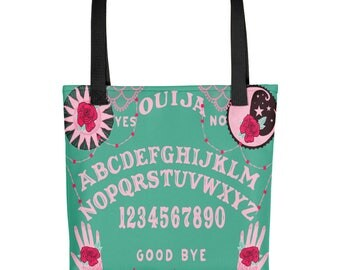 Tote bag, Ouija Board Tote Bag, Southwestern Design, Southwestern Bohemian