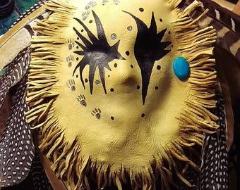 American Indian Spirit Face