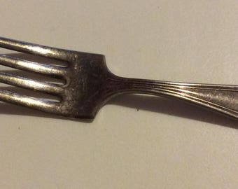 Child's Fork Made by Oneida/Community Plate