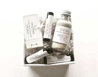Organic Gift Set | Great for the traveler | Bridesmaids, Birthday, Graduation