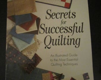 Secrets for Successful Quilting