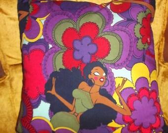African American Pillow