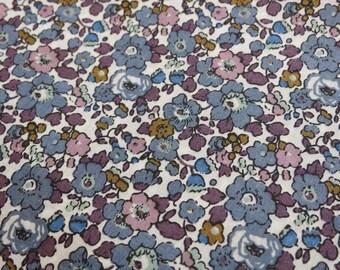 Betsy Ann - Liberty London tana lawn fabric