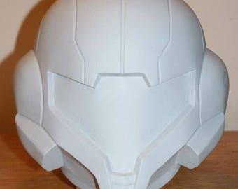 Samus Helmet