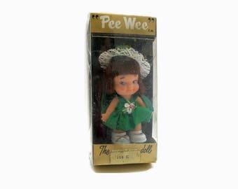 Pee Wee Doll | Uneeda - Spring Time 1965