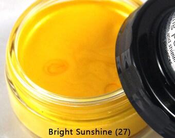 Creative Expressions Metallic Gilding Polish - Bright Sunshine