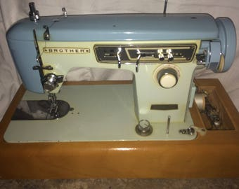 Vintage Electric Brother Sewing Machine