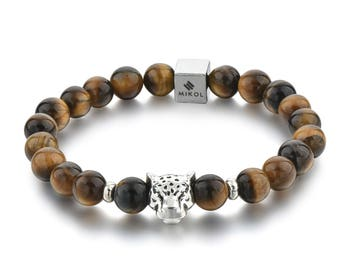 Tiger Eye Beaded Bracelet (Pre-Order)