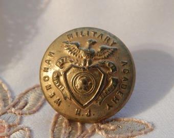 Wenonah Military Academy - Uniform Button